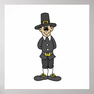 Pilgrim Boy Poster