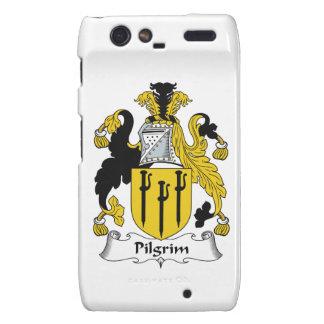 Pilgrim Family Crest Droid RAZR Cover