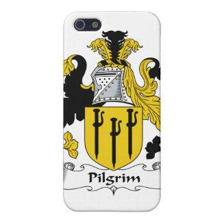 Pilgrim Family Crest iPhone 5 Cases