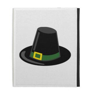 Pilgrim Hat iPad Folio Cover
