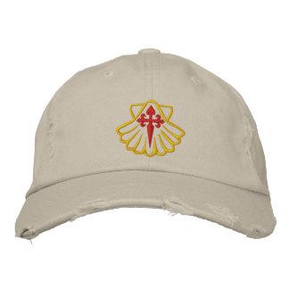 Pilgrim hat embroidered hats