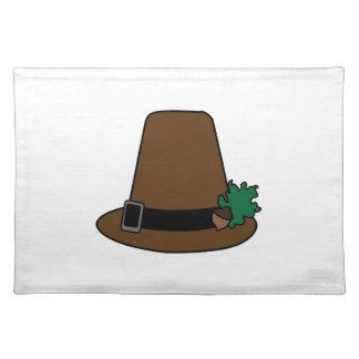 Pilgrim High Hat Placemats