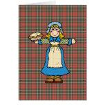 pilgrim pie girl cards