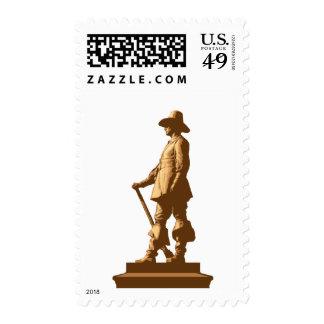 Pilgrim Stamps