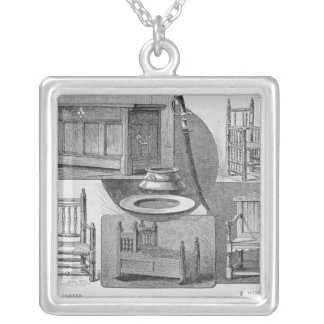 Pilgrim Relics Silver Plated Necklace