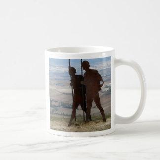 Pilgrim Statue Mug