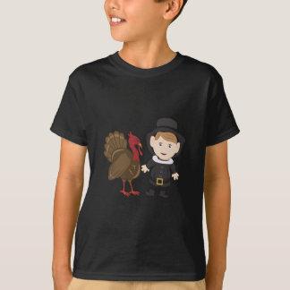 Pilgrim & Turkey T-Shirt