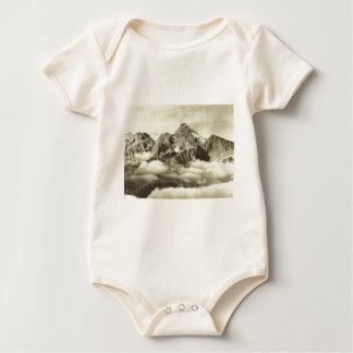 Pilgrimage centre, Notre Dame de Salette Baby Bodysuit