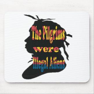 Pilgrims 2 mousepads