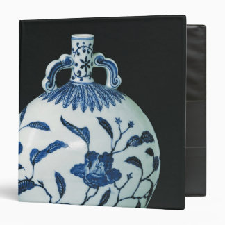 Pilgrim's 'Blue and White' Gourd with Floral Binder