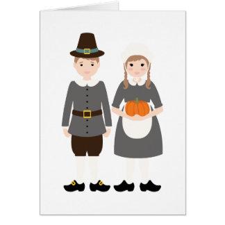 Pilgrims Card