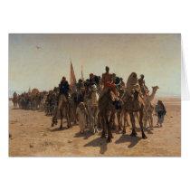 Pilgrims Going to Mecca, 1861