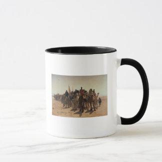 Pilgrims Going to Mecca, 1861 Mug
