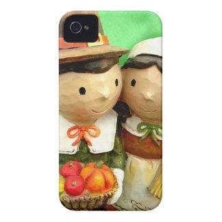 Pilgrims iPhone 4 Case-Mate Cases