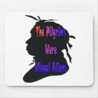 Pilgrims Mousepad