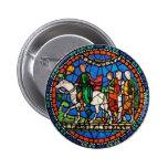 Pilgrims of Canterbury Speld Button