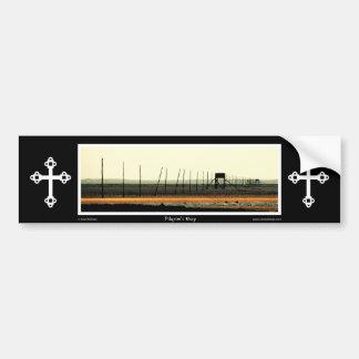 Pilgrim's Way | Lindisfarne Bumper Sticker