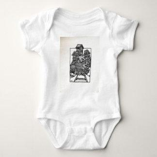 Piliero Inking Baby Bodysuit