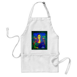 Piliero Mona Lisa Adult Apron