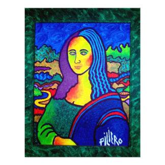 Piliero Mona Lisa Flyer