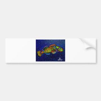 Piliero Trout Bumper Sticker