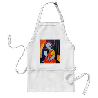 Piliero's 2 adult apron