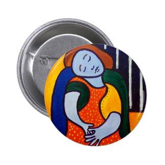 Piliero's 2 pinback button
