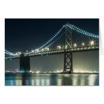 Pilings along the Embarcadero, San Francisco Greeting Card