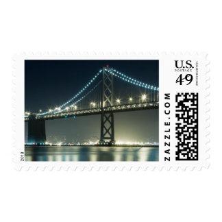 Pilings along the Embarcadero, San Francisco Postage