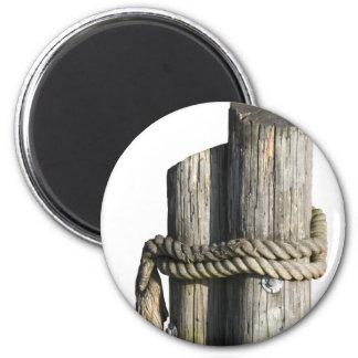 Pilingsa051709 2 Inch Round Magnet
