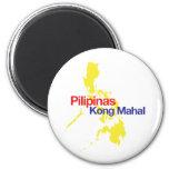 Pilipinas Kong Mahal Fridge Magnet