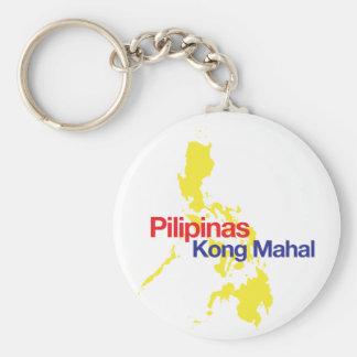 Pilipinas Kong Mahal Key Chain
