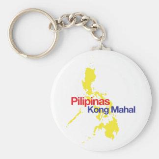 Pilipinas Kong Mahal Keychains
