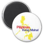 Pilipinas Kong Mahal Refrigerator Magnets
