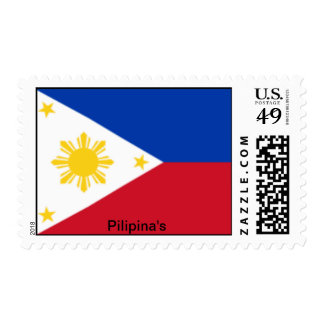 Pilipina's Stamps