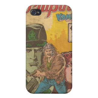 Pilipino Komiks iPhone Case Covers For iPhone 4