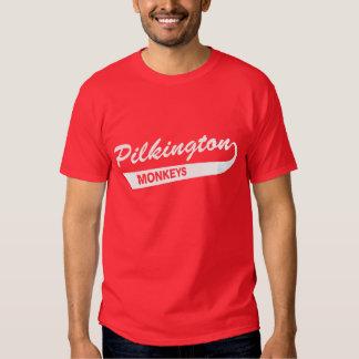 Pilkington Monkeys Red Tee