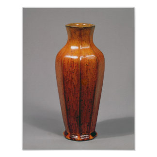 Pilkington vase poster