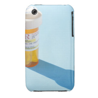 Pill bottle full of medication Case-Mate iPhone 3 cases