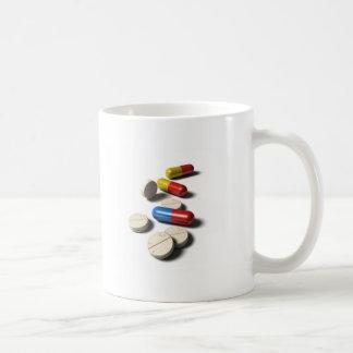 Pill Coffee Mug