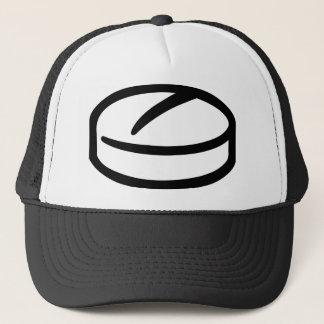 Pill pharmacy trucker hat