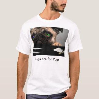 Pill Poppin' Pug T-Shirt
