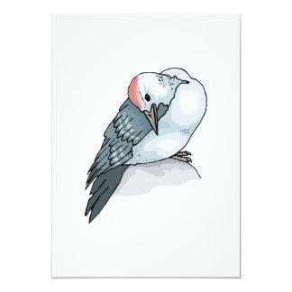 """Pilla Pigeon.png Invitación 5"""" X 7"""""""