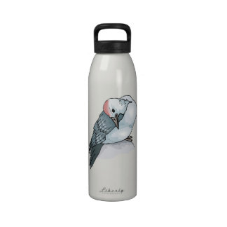 Pilla Pigeon.png Water Bottle