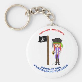 Pillage Academy Mad Morgan Keychain