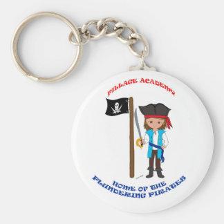 Pillage Academy Thaddeus Keychain