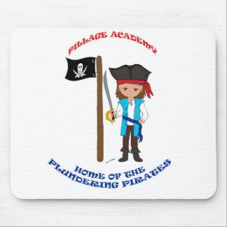 Pillage Academy Thaddeus Mousepad