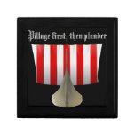 Pillage First, Then Plunder Jewelry Box