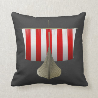 Pillage First, Then Plunder Throw Pillow