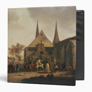 Pillage of a Church during the Revolution Binder